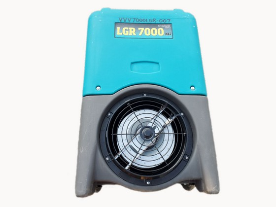 Commercial dehumidifier for rent by JT's Carpet Cleaning